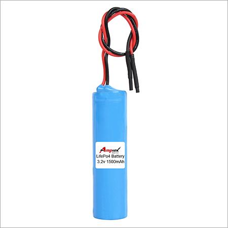 Lithium Iron Phosphate Battery Pack 3.2v 1500mah