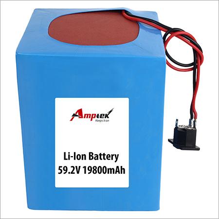 Li-ion Battery Pack 59.2v 19800mah