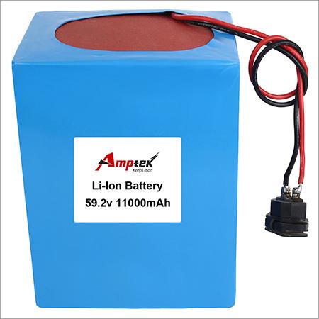 Li-ion Battery Pack 59.2v 11000mah