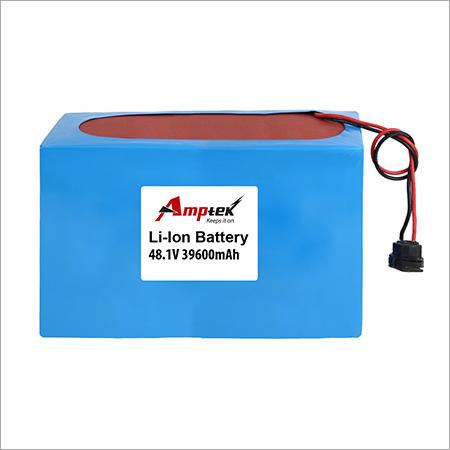 Li-ion Battery Pack 48.1v 39600mah