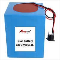 Li-ion Battery Pack 48v 22500mah
