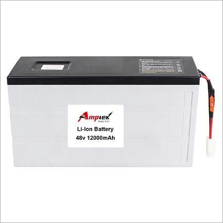 Li-ion Battery Pack 48v 12000mah