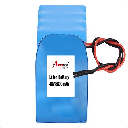 Li-ion Battery Pack 48v 8800mah