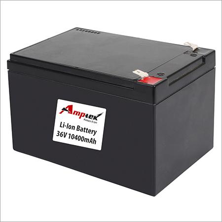 Li-ion Battery Pack 36v 10400mah