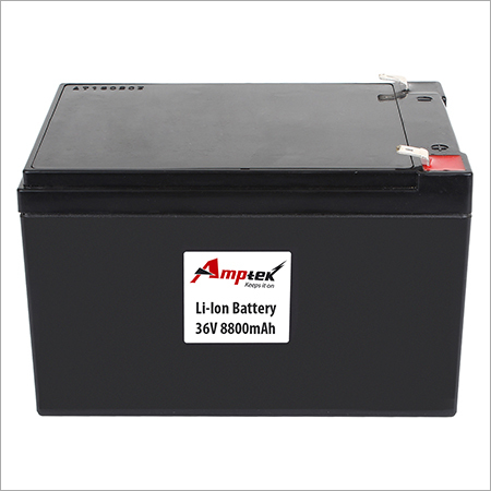 Li-ion Battery Pack 36v 8800mah