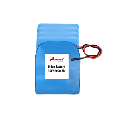 Li-ion Battery Pack 36v 5200mah