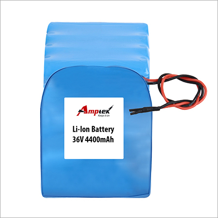 Li-ion Battery Pack 36v 4400mah