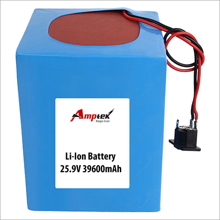 Li-ion Battery Pack 25.9v 39600mah