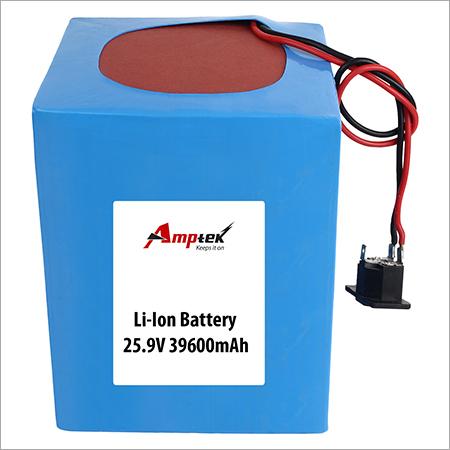Li-ion Battery Pack 25.9v 39600mah