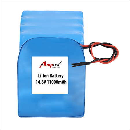 Lithium-ion Battery 14.8v 11000mah