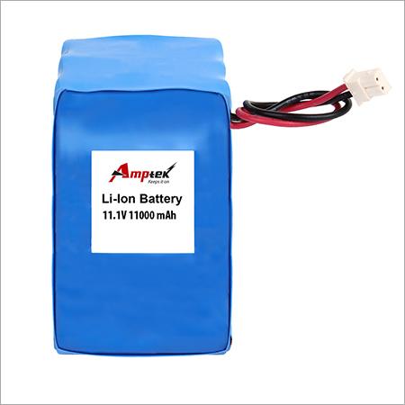 Li-ion Battery Pack 11.1v 11000mah