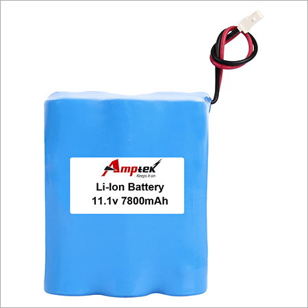 Li-ion Battery Pack 11.1v 7800mah