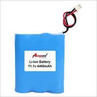 Li-ion Battery Pack 11.1v 4400mah