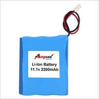 Li-ion Battery Pack 11.1v 2200mah