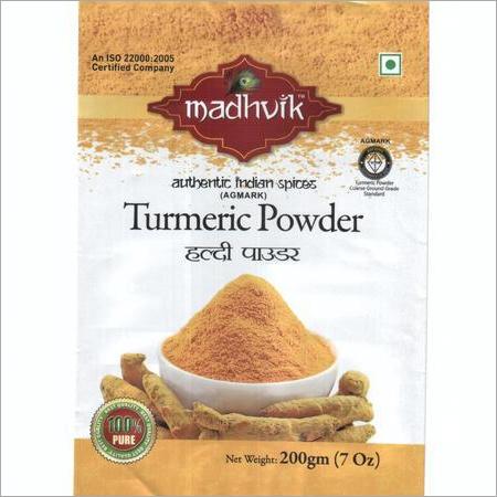 Blended Spices