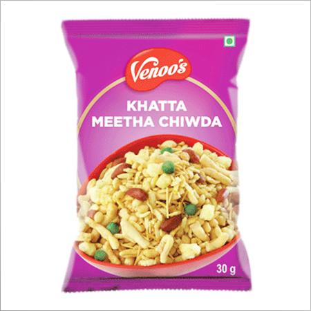 Khatta Meetha Chiwda