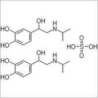 Isoprenaline sulphate