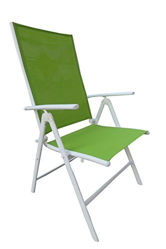 Folding Reclining portable pool side chair