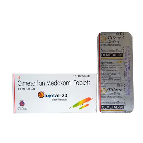 Olmesartan 20 mg