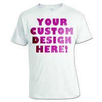 customized printing on t shirts