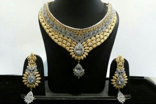 Cz Bridal Jewellery