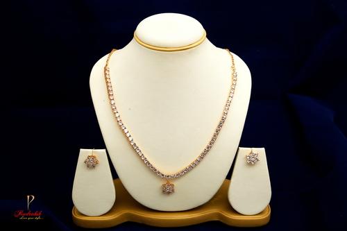 American Diamond Bridal Jewellery