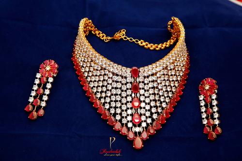 American Diamond Designer Jewellery