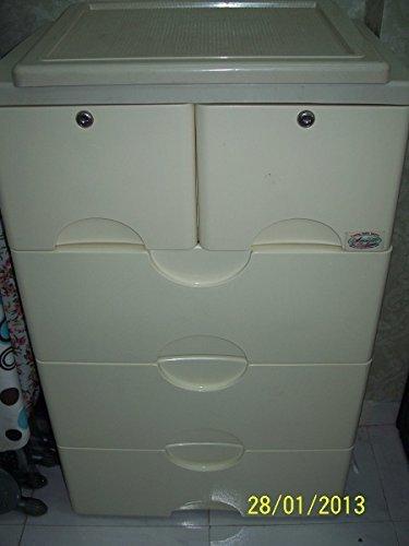 Storage Drawer Cabinet (3+2 Drawers)