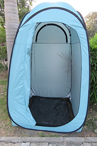 Folding Outdoor Portable Toilet Tent Room
