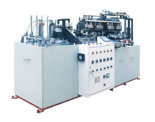 Paper cup making machine manufacture delhi