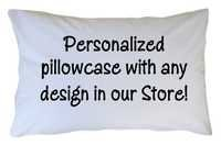 Customized printing on pillow