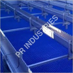 Wastewater Treatment Plant Tube Settler