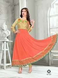 Fancy Designer Exclusive Latest Georgette Salwar Suit-IB-1067-25