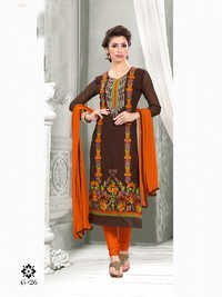 Fancy Designer Exclusive Latest Georgette Salwar Suit-IB-1067-26
