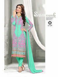 Fancy Designer Exclusive Latest Georgette Salwar Suit-IB-1067-29