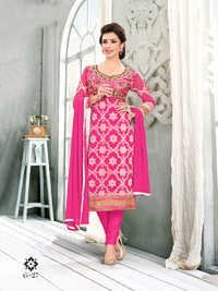 Fancy Designer Exclusive Latest Georgette Salwar Suit-IB-1067-27
