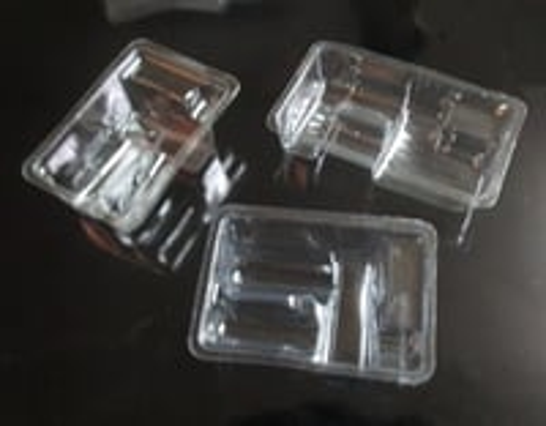 Transformer Plastic Tray