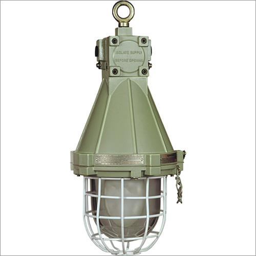 Flameproof Integral Wellglass Luminaire