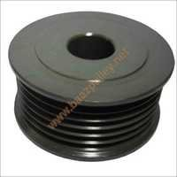 Multi Groove Alternator Pulley