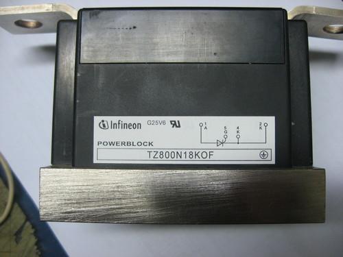 EUPEC control thyristor module