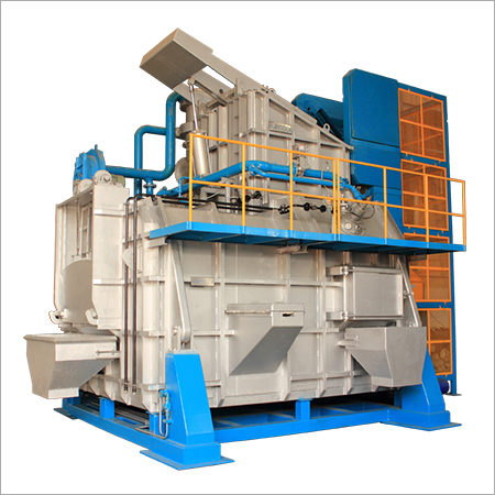 Hydraulic Tilting Melting Furnaces