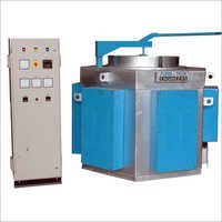 Crucible Type Melting Furnace