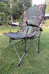 Trekkig Chair With Carry Bag-Camouflage