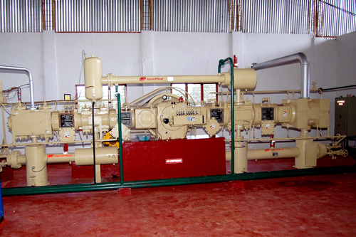 Cryogenic Oxygen Gas Plant