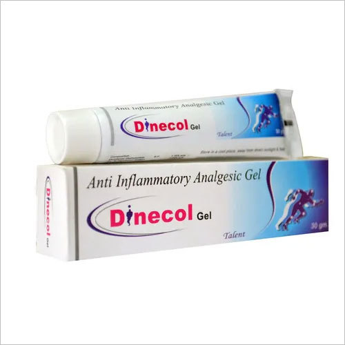 Anti Inflammatory Analgesic Gel