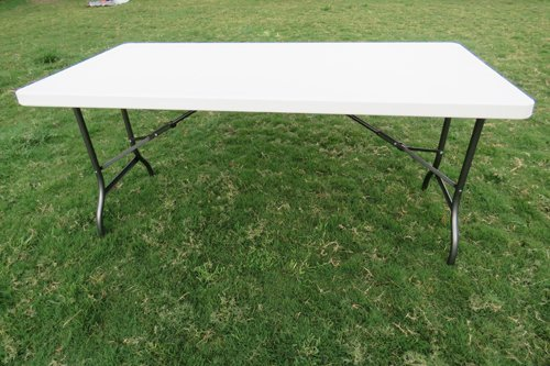 Folding farm house Dining Table Rectangular