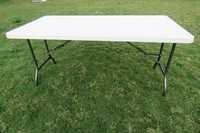 Folding farm house Dining Table Rectangular
