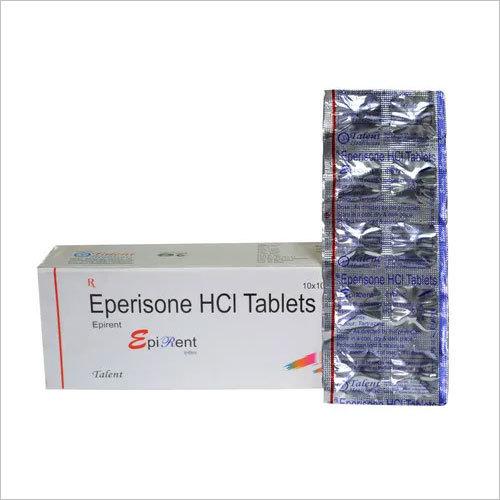 Eperisone HCL Tablets