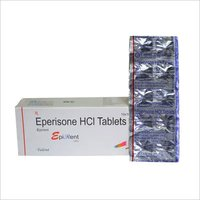 Eperisone HCL Tablets
