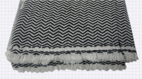 Woolen Throw Blanket